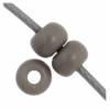 Czech Seedbead 11/0 Grey Opaque